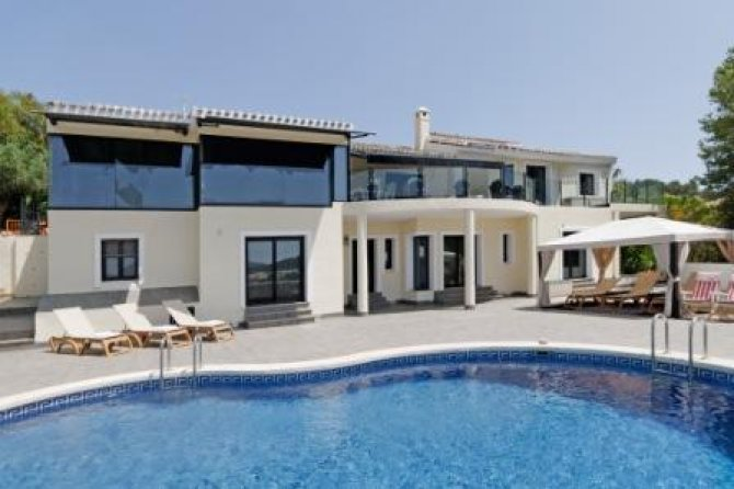 Fantastic La Manga Club Luxury Villa