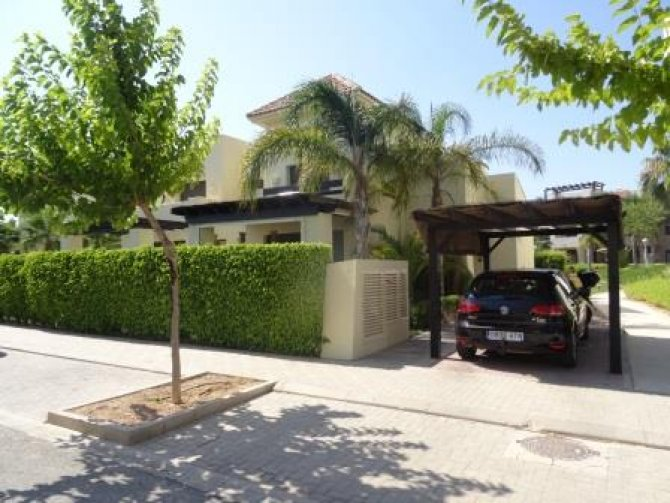 Luxury Roda Golf Semi - Detached Villa