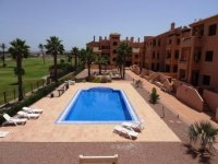 Serena Golf Apartment With Golf & Sea Views (0)
